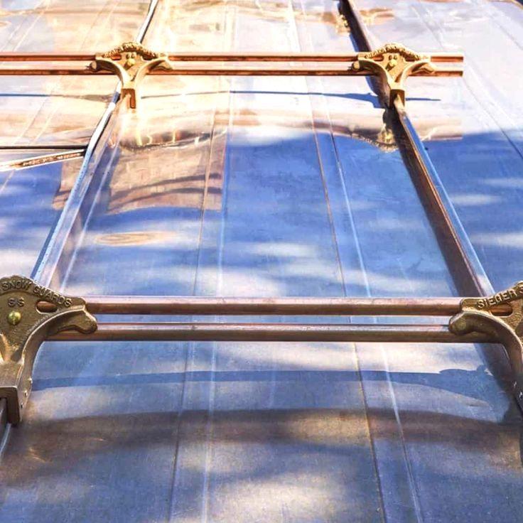 119 99standing Seam Metal Roof Metal Roof Panels Standing Seam