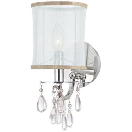 matching sconce