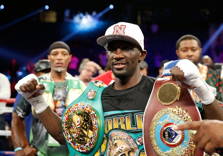 Results: Crawford dominates and stops Molina in eight #CrawfordMolina #HBO #Boxing