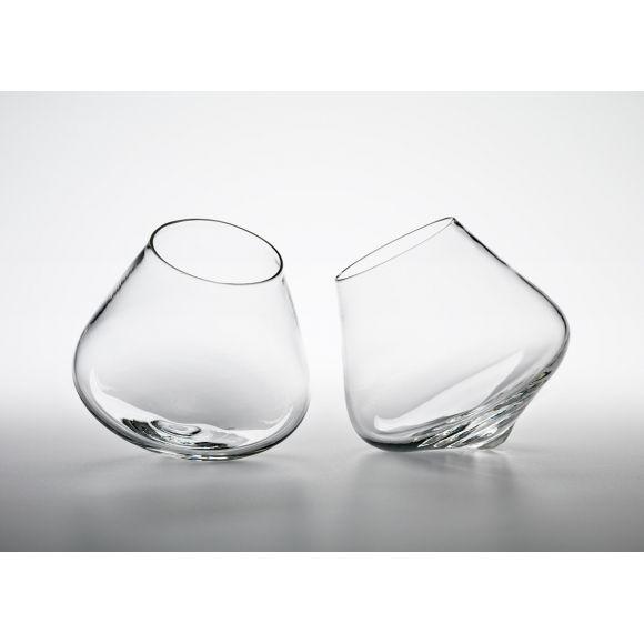 Kinetic wine glasses (set of 2)