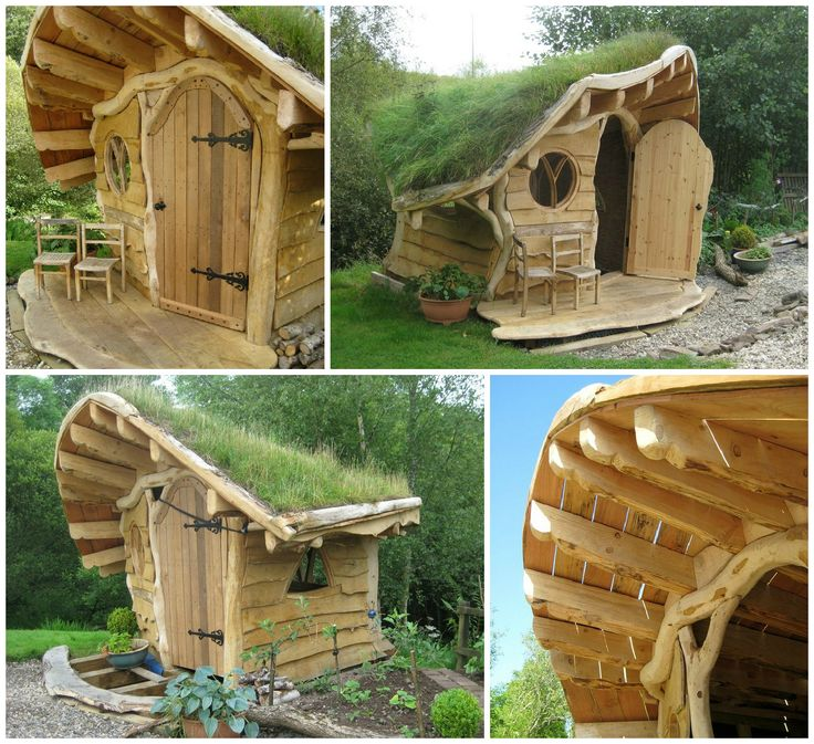 173 Best Sheds, Huts, Treehouses U0026 Kids Playhouses Ideas Images On  Pinterest | Treehouse, Cabins And Home Ideas
