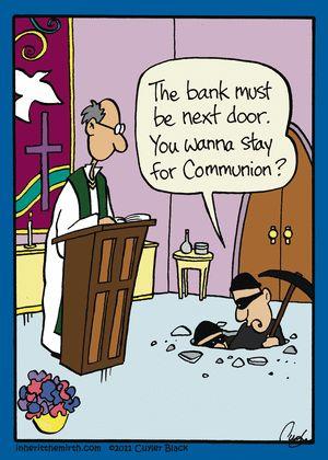 Inherit the Mirth Comic Strip, March 12, 2014 on GoComics.com