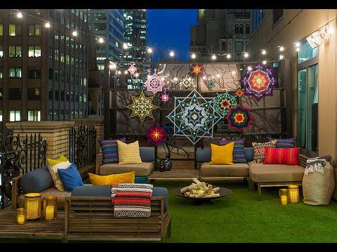 W New York Hotel Offers Glamping On Its 17th Floor Terrace At $3,000 A Night