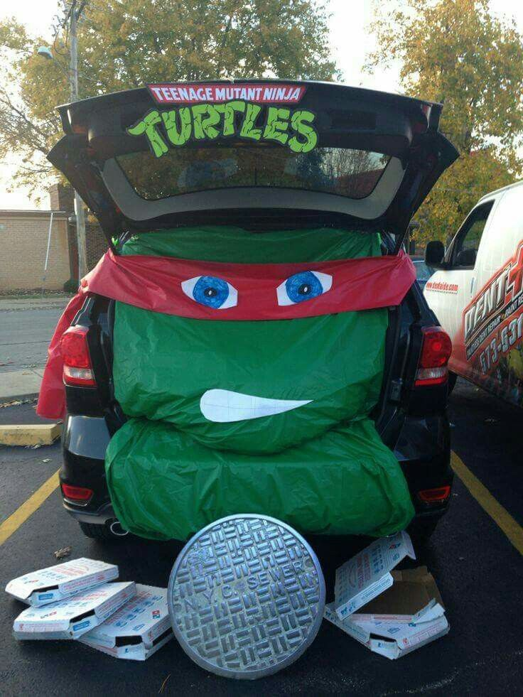 17 Best Images About Trunk Or Treat On Pinterest Pizza