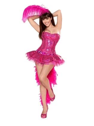 Sexy Flamingo Costume