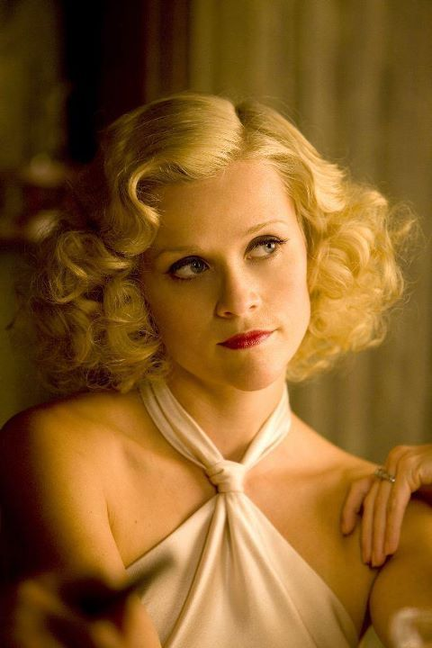 Love her hair in Water for Elephants, visually beautiful film with some great styling