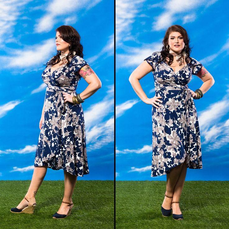 Bella Fiora Wrap Dress - Provincial. $305 (8-16) BUY NOW http://sprinkleemporium.bigcartel.com/product/bella-fiora-wrap-dress-2017