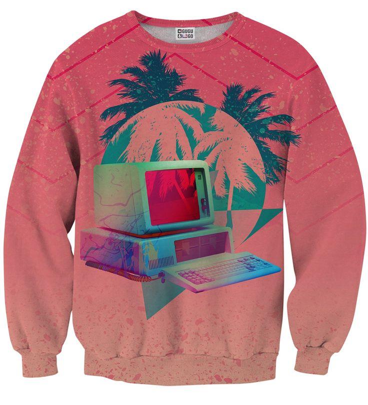 90's Dream sweater, Mr. GUGU & Miss GO