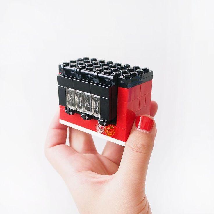 オーブン/oven #legos #legobricks #legobuilding #legophotography #legomocs #lego #legostagram #レゴ #自作レゴ #オーブン #oven #legostag #legostagram