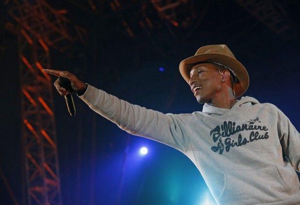 YouTube Parody as Politics: How The World Made Pharrell Cry - The Atlantic