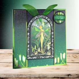 Midnight Fairies - Mirri Magic - Hunkydory | Hunkydory Crafts