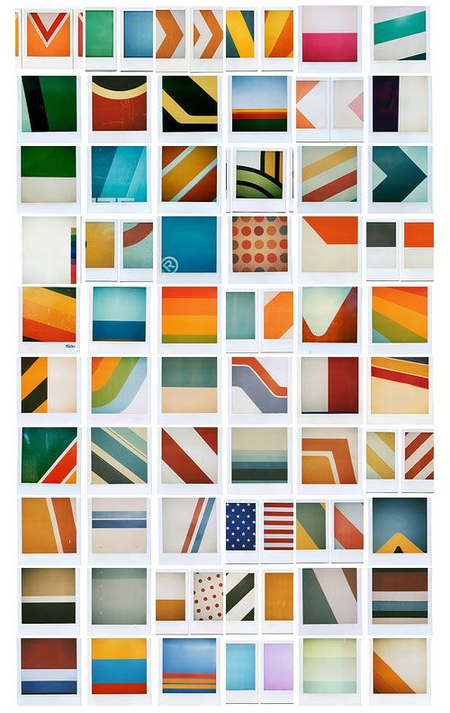 Grant Hamilton Polaroids
