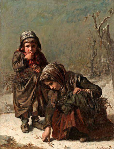"""Résultat de recherche d'images pour """"peintures enfants siglo XIX"""""""