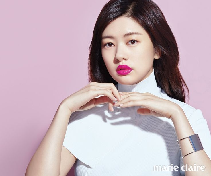 Jung So Min - Marie Claire Magazine April Issue '16