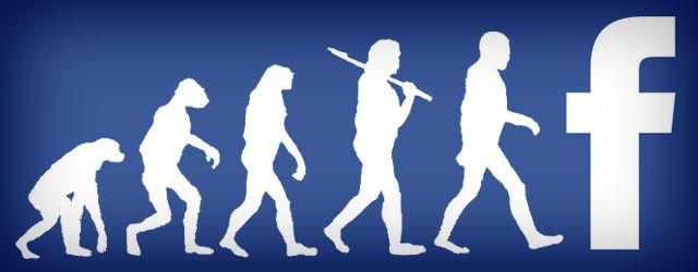 Evolve like #Facebook #SoMe