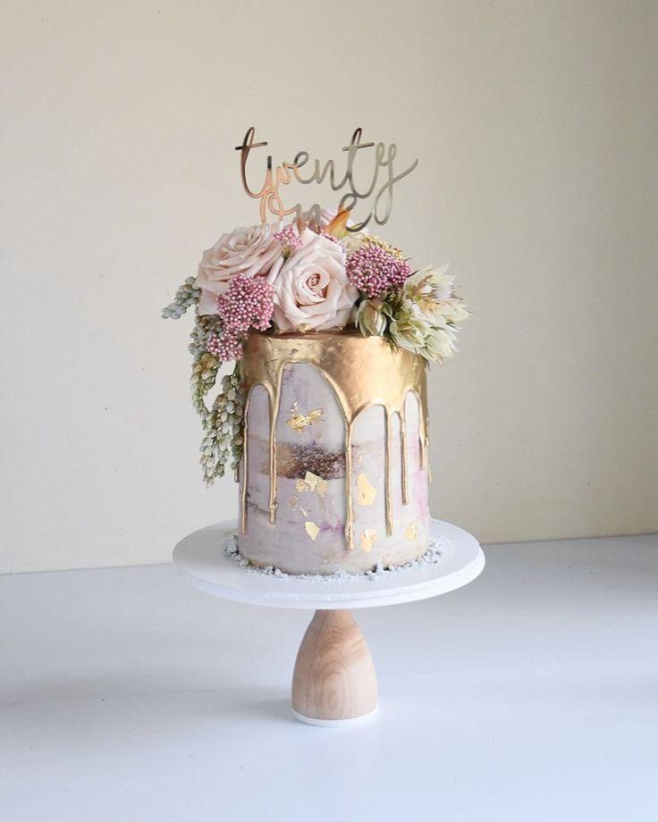 """Saadia-Canberra Cake Designer auf Instagram: """"Nicht nur ein weiterer Blush-Kuchen … – Torten"""