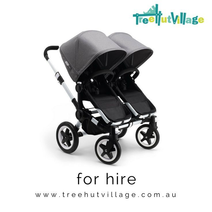 Bugaboo Donkey   Great pram for travelling with kids   Pram Hire from Tree Hut Village   Click here to see large range of baby equipment rental items available   #babytravel #bugaboo