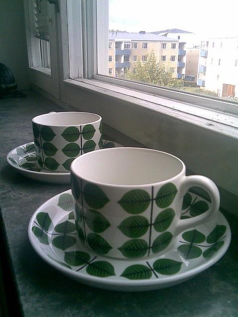 Berså tea cups #Sweden