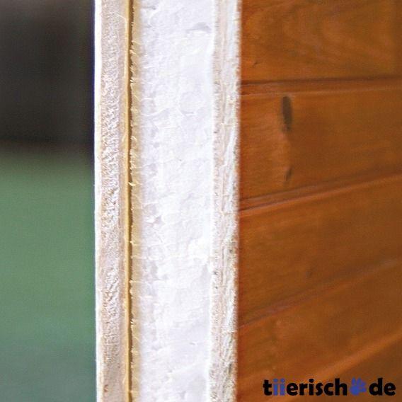 Kaninchenstall winterfest mit Wärmedämmung Isoliert 62404 von Trixie günstig bestellen bei tiierisch.de