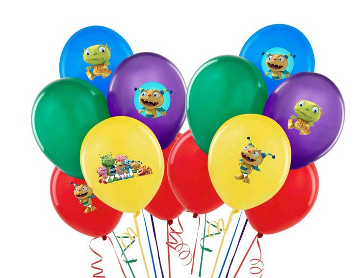 Balloon or Tablecloth Stickers Henry Hugglemonster Party Decorations Self Adheshive Party Favor Balloon Decals by partywow on Etsy https://www.etsy.com/listing/192448232/balloon-or-tablecloth-stickers-henry