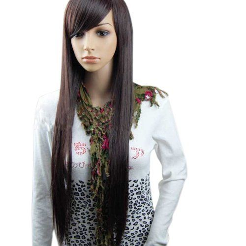 Valentine's Day Best Offer - MelodySusie Fashion Women's Long Straight Wig Hair Sexy Wine Red by MelodySusie. Save 50 Off!. $15.99. Adjustable size design makes it wear more comfortable. Fashionable design give you a perfect look. Easy to clean and store best wigs. Front bang and long straight back hair designs, chic and glamour. You can attend concerts, theme parties, wedding and other occasions. MelodySusie - Bring Your Beauty Salon Home ! Product Highlights:  - Genius style long best wigs…