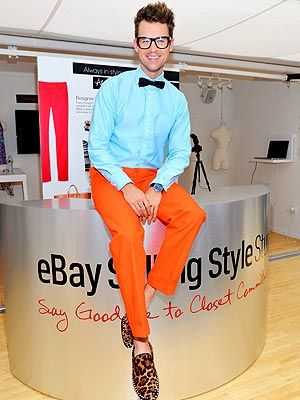Brad Goreski sheds light on how to sell used clothes on ebay