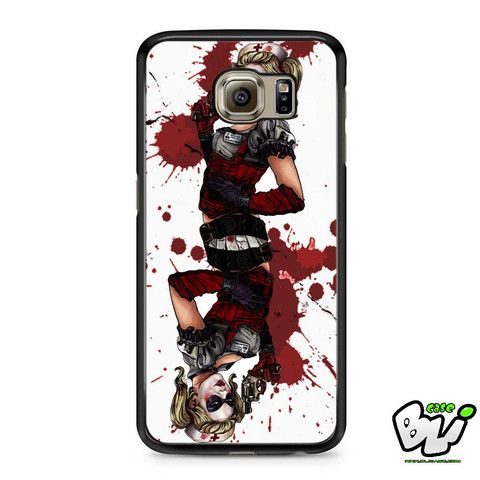 Harley Quinn Samsung Galaxy S6 Case