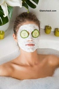 Cucumber Face Mask for Oily and Acne-Prone Skin