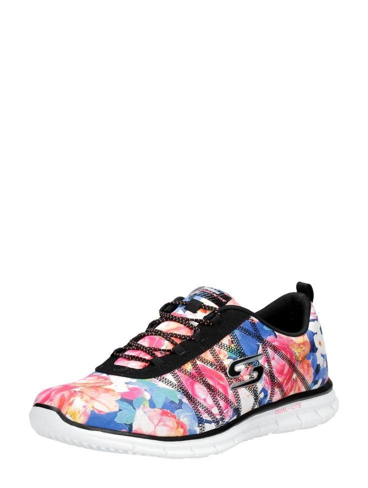 Go Walk 2 Super Sock, Chaussures de Running Compétition Femme, Gris (Char), 39.5 EUSkechers