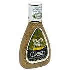 Ken's Steakhouse Lite Ceasar Salad Dressing .. low calorie, low in fat and high in taste .. great for cooking too! Not just for salads!