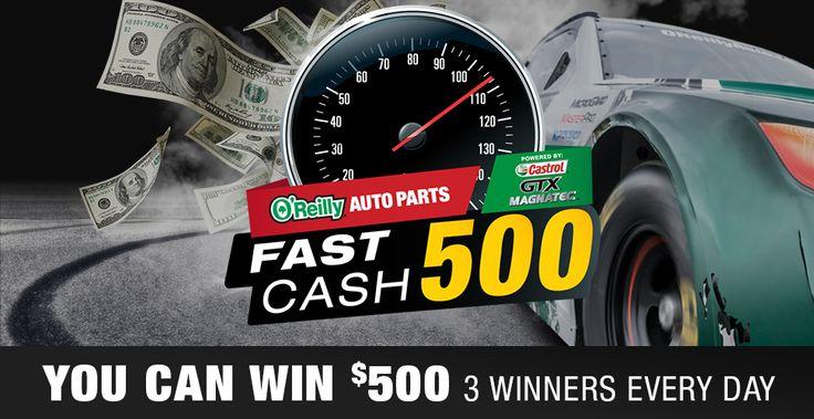 Fast Cash 500