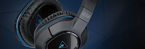 awesome Turtle Beach - Ear Force Stealth 500P Premium Fully Wireless Gaming Headset - DTS Headphone:X 7.1 Surround Sound - PS4, PS3, and Mobile Devices