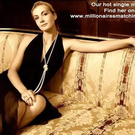 I like to look for the good in people and situations.  Just join us and date with her —www.millionairesmatching.com The largest millionaire dating site with more than 3 million users and 900,000 strictly verified local single millionaires.  #millionairesmatching #singlemillionaire #singlemillionairemen #richsinglebeautifulwomen #richsinglesindevelopedcountries #millionairesclub #singleclub #singlemillionaireclub #richmen #richwomen