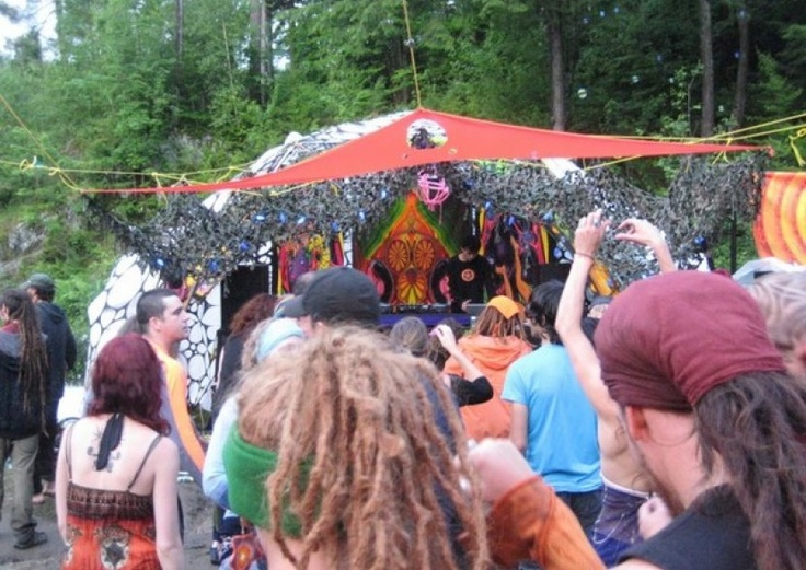 Space Gathering Festival . The festival also features art, community workshops and an opportunity to get back to nature.