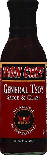 Iron Chef General Tsos Sauce 15 oz -- You can get additional details at the image link.Note:It is affiliate link to Amazon.