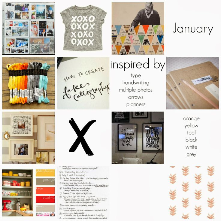 My Life Perfectly Imperfect Moodboard Inspiration