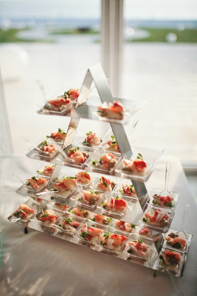 76 best canape service ware images on pinterest catering for Canape display stands