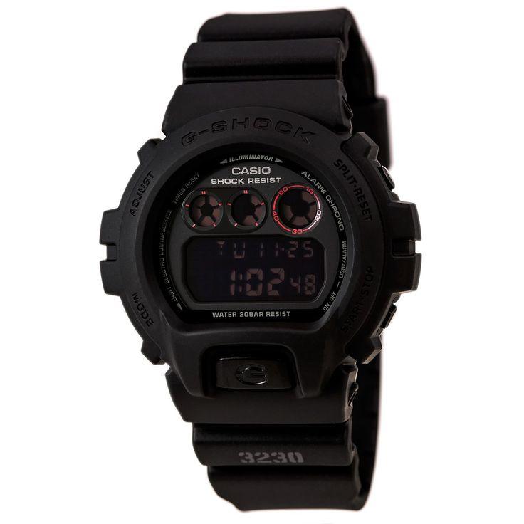 Casio DW6900MS-1 Men's G-Shock Classic Alarm Watch