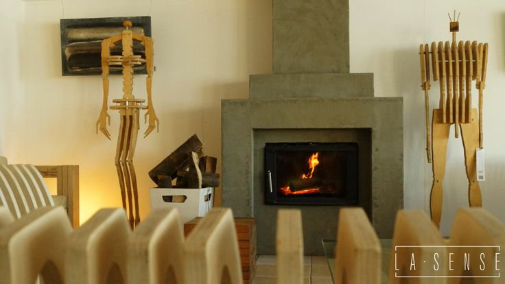 Galery69#Dorotowo#winter time#fireplace