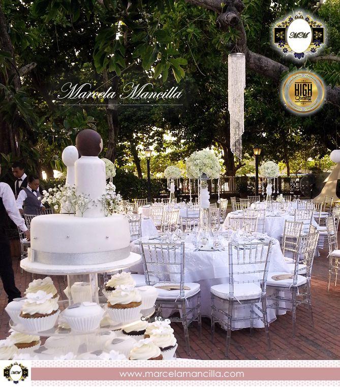 #WeddingPlanner en #Colombia Marcela Mancilla Web: www.marcelamancilla.com Info : eventos@marcelamancilla.com