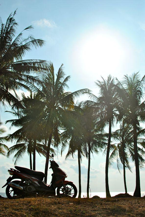 Einfach fahren. Entlang der Küste.   Phu Quoc / #Vietnam
