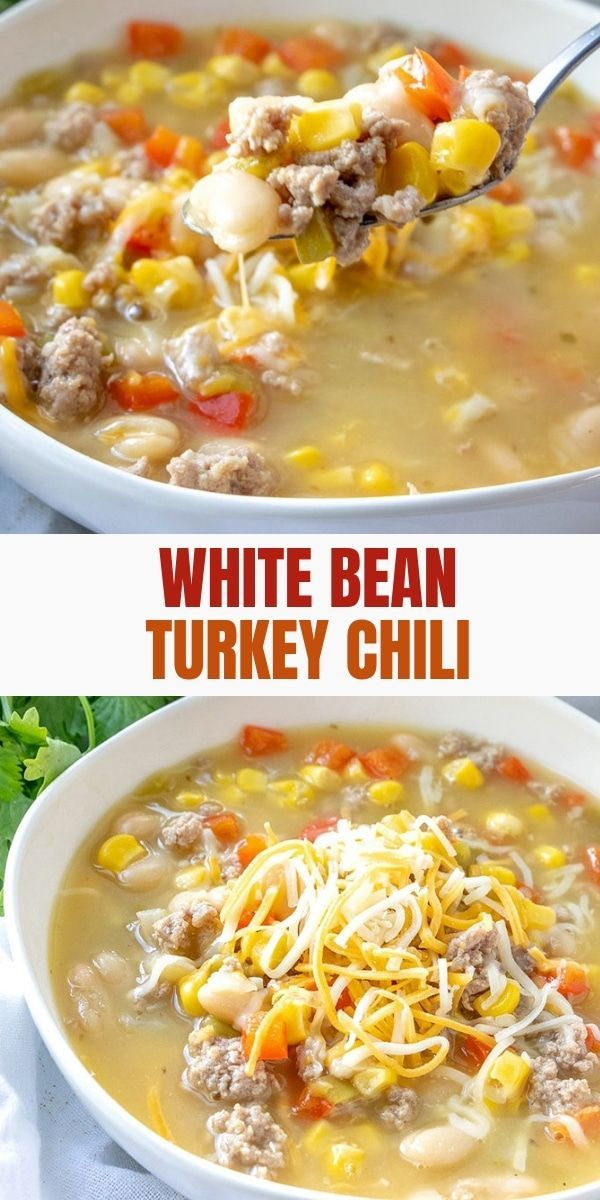 White Lightning Turkey Chili Recipe Soup Is Good Food