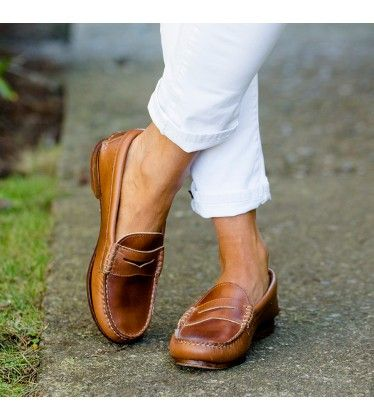 Women's Quoddy Penny Loafer, 1 | How to wear loafers