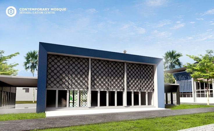 Contemporary Mosque