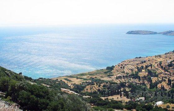 The beach of Paleopolis
