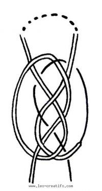 celtic knot tying instructions