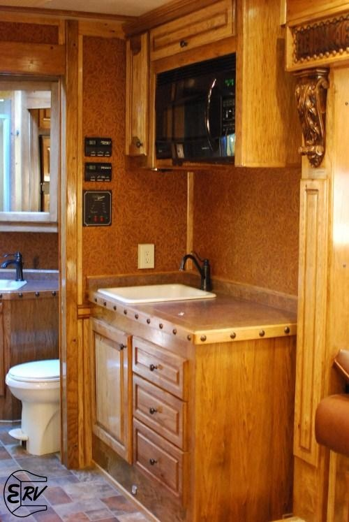 Quarter Bathroom Ideas : Best images about horse trailer ideas and dreams on