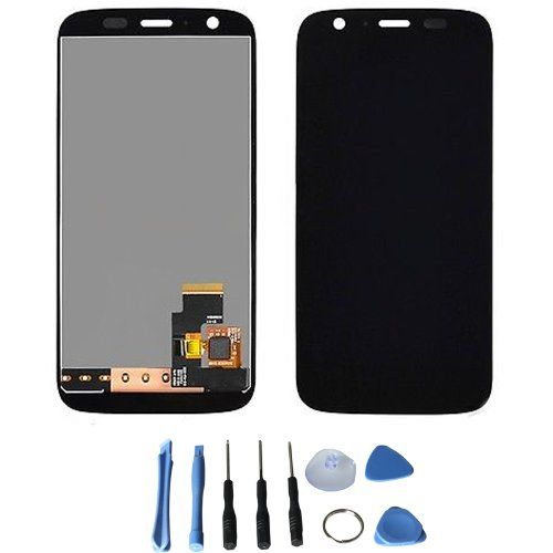 Generic LCD display Touch Screen Digitizer Assembly for Motorola Moto G XT1032 XT1036 with free tools  It is used to repair faulty screen, this will also cure: display problems, dead pixels, cracked screens, wrong color issues  Pre-assembled replacement part for screen of Motorola Moto G XT1032 XT1036.  Replacing the Screen in the Motorola Moto G XT1032 XT1036 takes expertise. The Screen is tested out. If your phone that works great, but the display is damaged in some way, this auction...