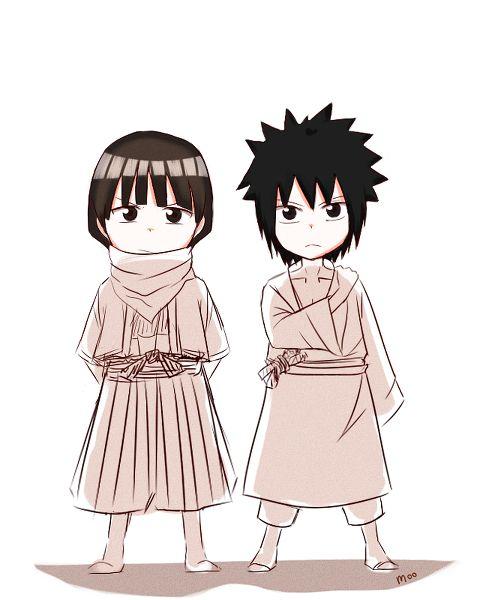 Hashirama Senju & Madara Uchiha