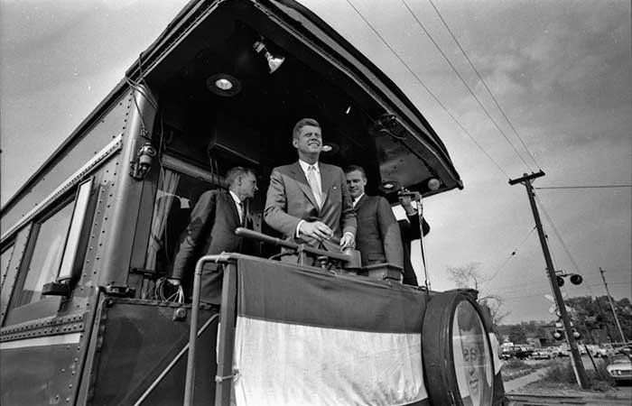 Photos of John F. Kennedy campaigning in Michigan during 1960 election resurface | MLive.com